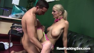 Raw Fucking Sex – Hot Blonde Girlfriend Cindy Behr Hot